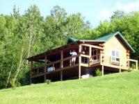 Bi-Level Cabin at Pheasant Ridge Resort